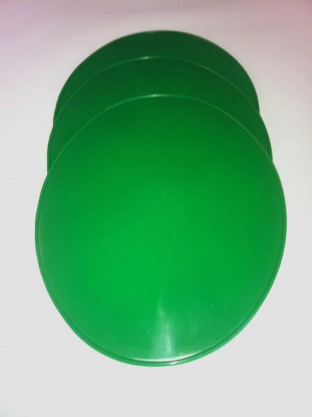 Startnummerntafel grün