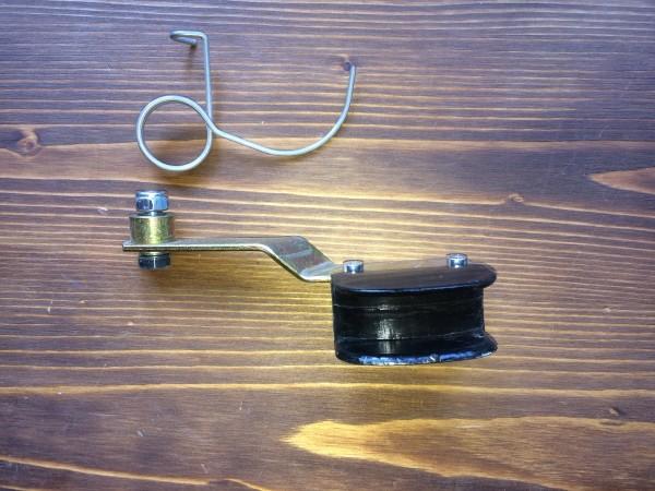 Kettenspanner mit Feder