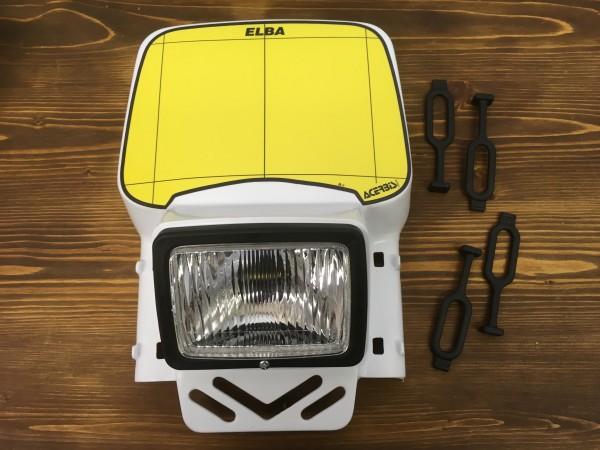 Classic Enduro Vintage Lampe (gelb)