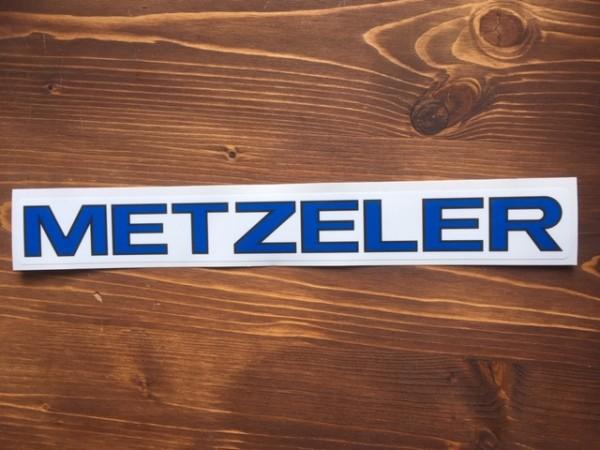 "Aufkleber ""METZELER"""