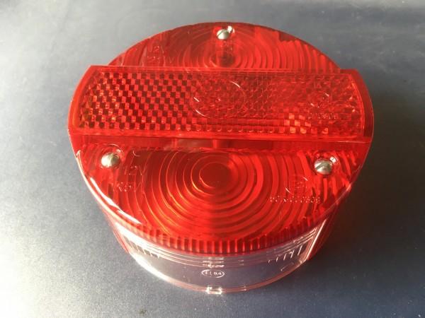 Rücklichtkappe mit E-Prüfzeichen