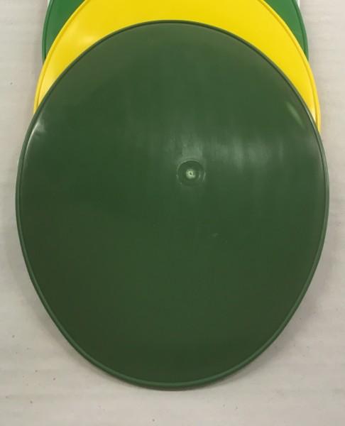 Startnummerntafel Olive-grün