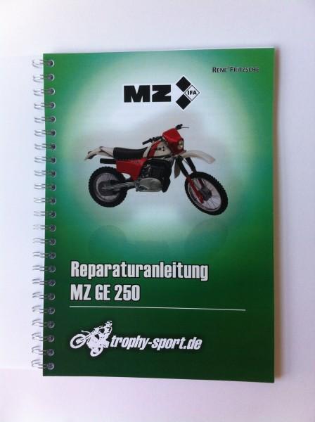 Typübersicht, Reparaturanleitung MZ GE 250