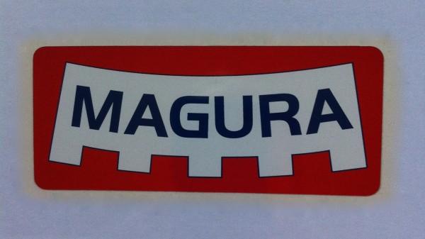 "Aufkleber ""MAGURA"""